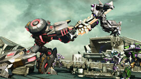 Image for Transformers: Fall Of Cybertron Rolling On PC After All