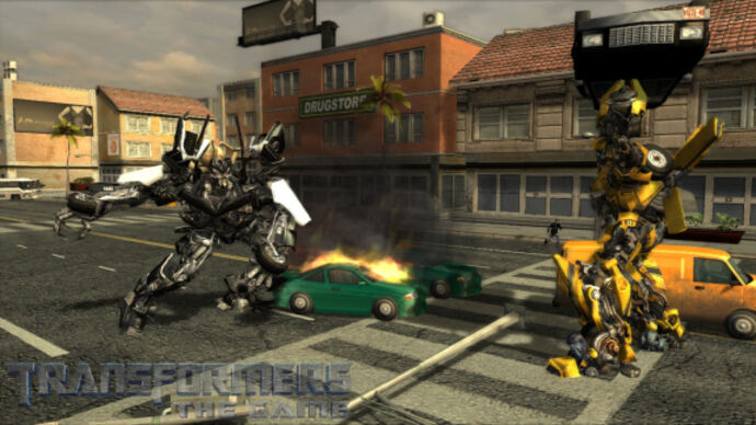 Image for Staring Into The Sun: Transformers