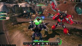 Image for Testers In Disguise: Transformers Universe's Open Beta