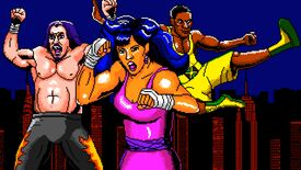 Image for Treachery In Beatdown City has the best theme song ever