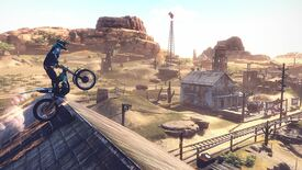 Image for Trials Rising crashes spectacularly into stores