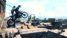 Image for Trials Rising's tandem bike is a thing of ragdoll splendour