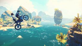 Image for Trials Rising crashes into open beta the weekend before launch