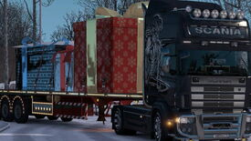 Image for Help Santa deliver Christmas gifts in Truck Simulator