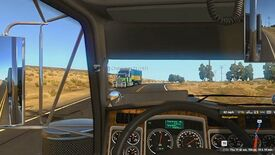 Image for Hitting The Virtual Roads Of Euro And American Truck Simulator With Retired Truckers