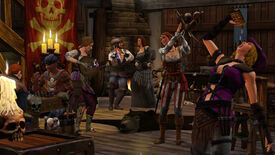 Image for Pirates and Nobles Invade the Sims Medieval