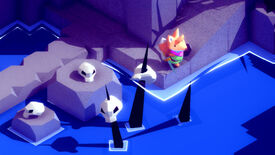 Image for Tunic trailer: an adorable fox meets lovely lighting