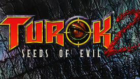 """Image for Dinos, Right: Turok 2 Remaster Due """"When It's Done"""""""