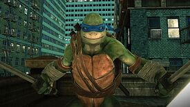 Image for Green Screen: TMNT: Out Of The Shadows Footage