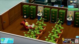 Image for How Two Point Hospital taught me to relax using Freddie Mercury and a load of plants