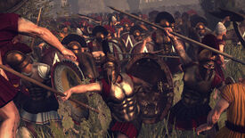 Image for It's A-Parta The Plan! Total War: Rome II - Wrath of Sparta