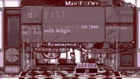 Image for Cart Life Creator's New Game Bringing Sweet Typedreams