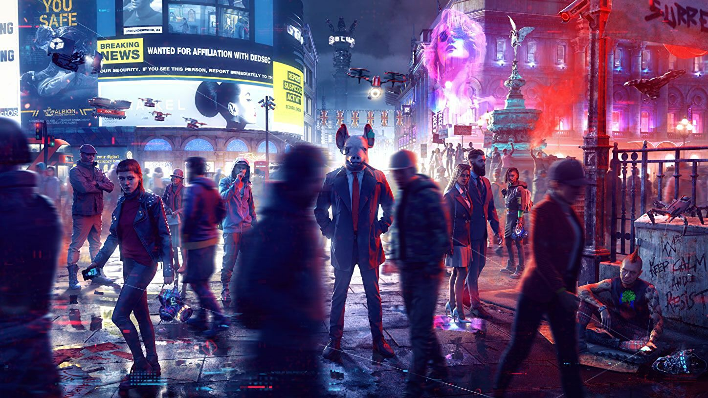 Watch Dogs: Legion's online mode is delayed indefinitely on PC
