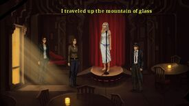 Image for How Wadjet Eye's Unavowed merges RPGs and point and click adventures