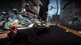Image for Ridge Racer Unbounded Destroys Cities