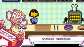 Image for Game Of The Month: October - Undertale