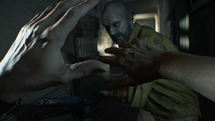 Image for Joke's on you, I actually like the second half of Resident Evil 7