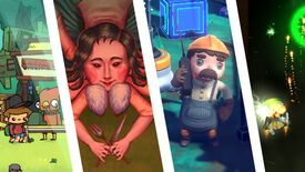 Image for Unknown Pleasures: About four to six great new Steam games