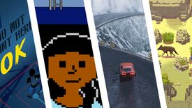 Image for Unknown Pleasures: A five-course menu of great new games