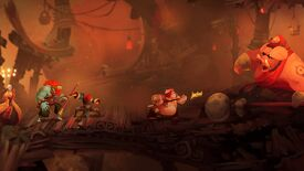 Image for Unruly Heroes launches in a cloud of monkey magic today