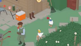 Image for Untitled Goose Game now has co-op for double the goose mayhem