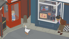 Image for Untitled Goose Game will waddle out this month, still officially named Untitled Goose Game