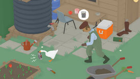 Image for Untitled Goose Game's vinyl soundtrack is double-grooved for random tracks