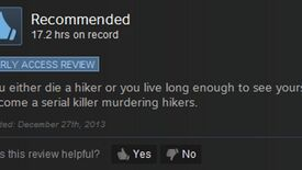 Image for Valve Slowly But Surely Making Steam User Reviews Useful
