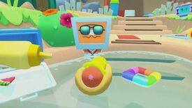 Image for Vacation Simulator is a sandy sequel to Job Simulator