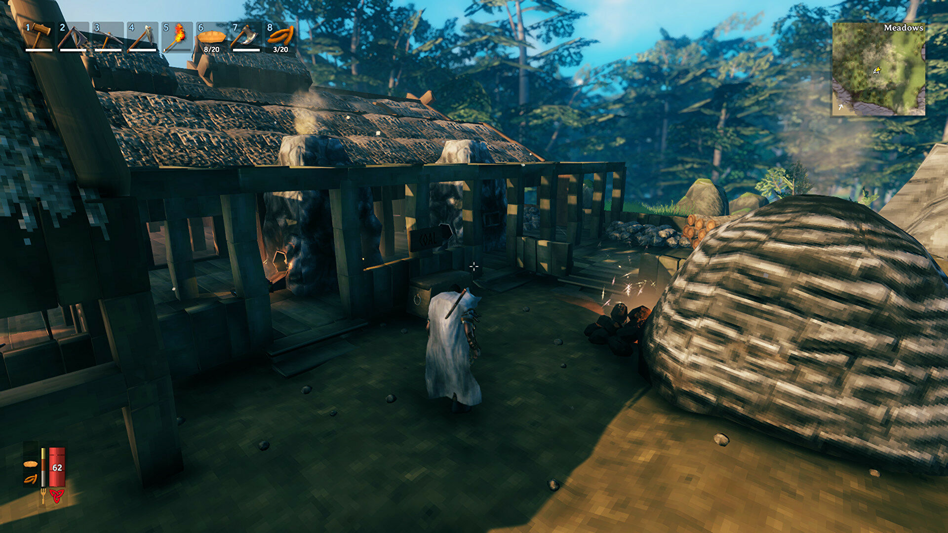 <p>Valheim mod lets you overclock your smelters thumbnail