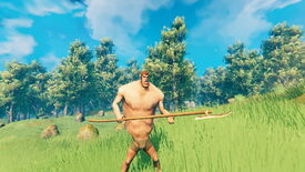 Image for Valheim mod lets you turn your viking into a walking horror