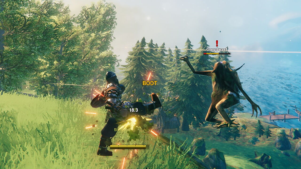 This Valheim mod adds more Sparta to your kick
