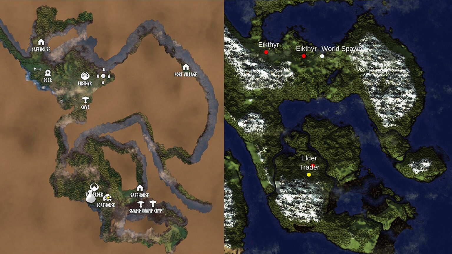 This Valheim world generator is super handy for sleuthing good seeds