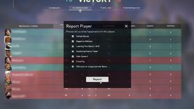 Image for How to report in Valorant - how to deal with cheaters and other unwelcome players