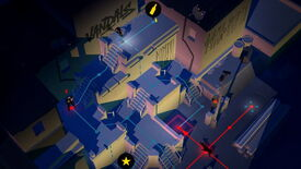 Image for Vandals is like Hitman Go with artier crime
