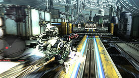 Image for Vanquish patch fixes framerate damage bug