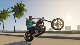 Image for Bike about Vice City in GTA V with this mod