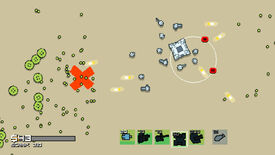 Image for Vlambeer's parting gift is unfinished tower defence FFFLOOD