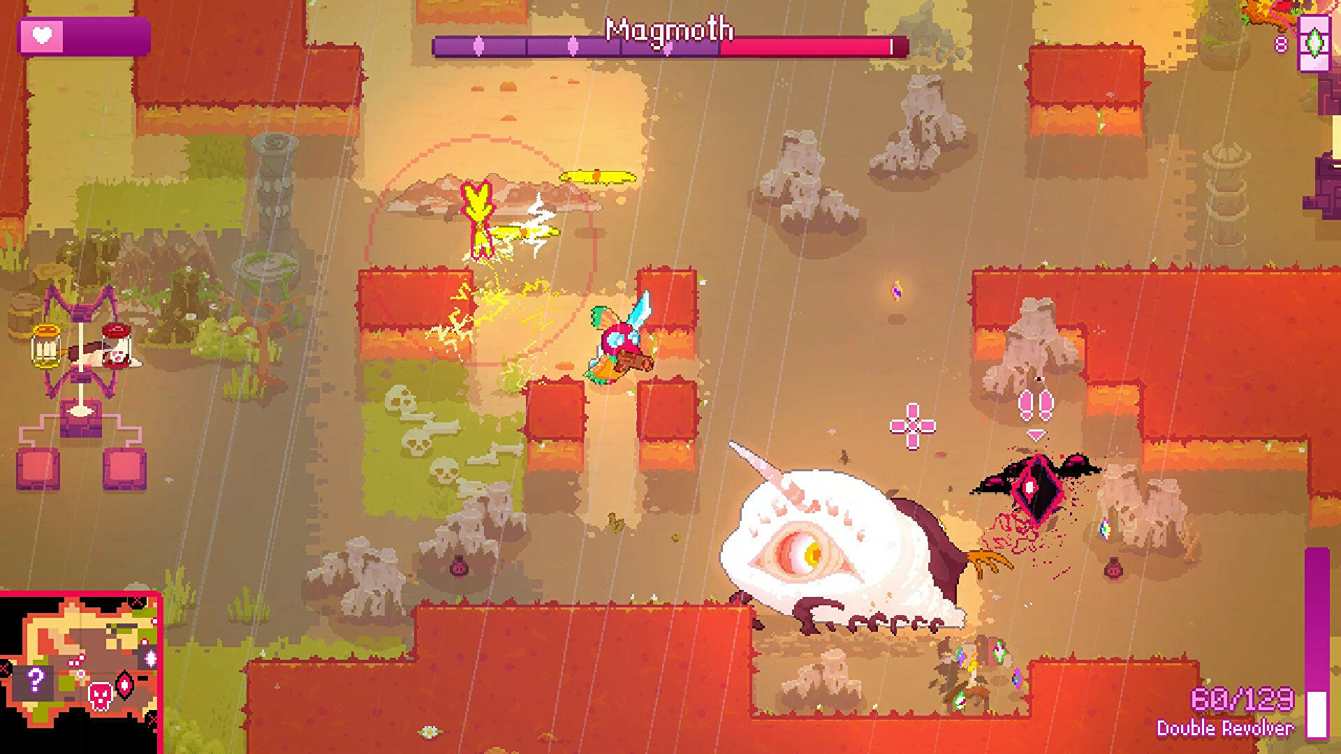 Roguelike shooter Voidigo launches in early access this month