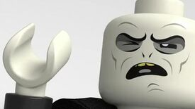 Image for Face Fear: Lego Harry Potter Yrs 5-7