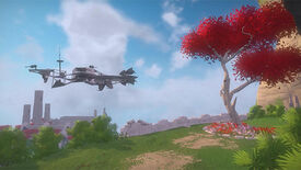 Image for Hands On With Worlds Adrift, Which Seeks To Return To MMOs' Days Of Wonder