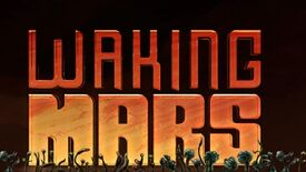 Image for The Wrong Side Of Red: Waking Mars
