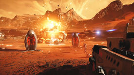Image for Warface bizarrely lets players be NotTerminators on Mars now