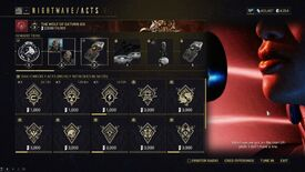 Image for Warframe Nightwave Series 1 - end date, ranking rewards and challenges