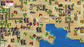 Image for Checkpoint, please: Wargroove adds handy features