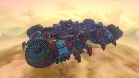 Image for Wildstar's Customizable PVP Death Fortresses Look Brilliant