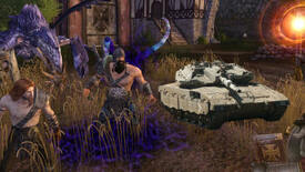 Image for Rush To The Tanks: New Warhammer Online Patch