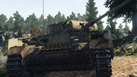 Image for War Thunder: Ground Forces Beta Advances, Storms Rezzed