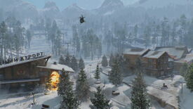 Image for This might be a snowy peek at Warzone's new map in Black Ops Cold War