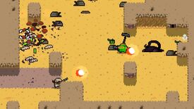 Image for Wasteland Kings Is Vlambeer's All-Star Roguelike